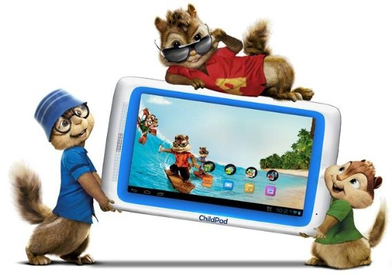 Archos Childpad Android