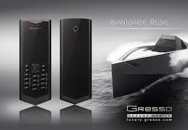 Gresso Regal Black