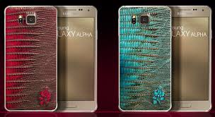 Samsung Galaxy Alpha Limited Edition
