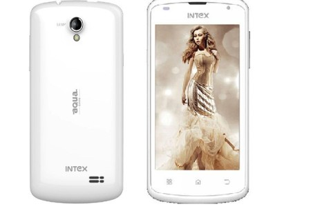 Intex Aqua SUPER