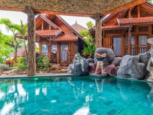 Udara Beach Resort Yoga & Spa