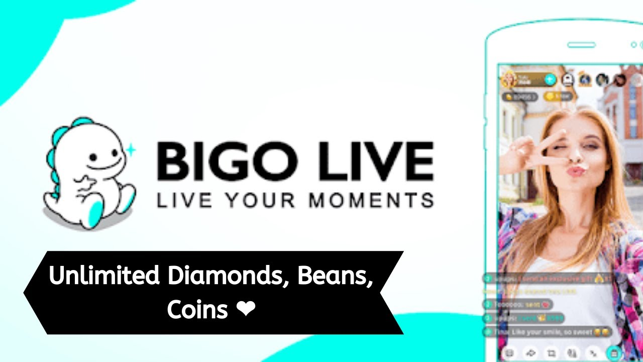 Download Bigo Live Mod Apk Versi Terbaru 2020 Unlimited Diamonds