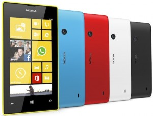 Review Nokia Lumia 520