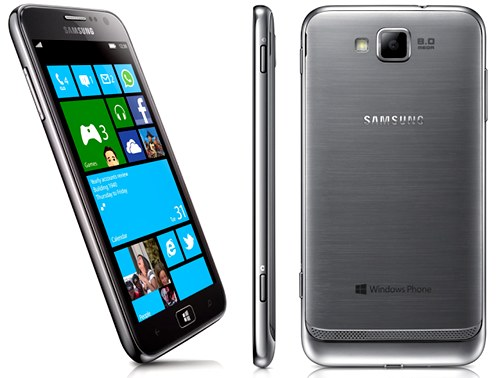 Samsung Ativ S. HP Windows Phone 8 Terbaru Samsung