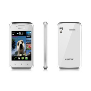 Asiafone AF9190, Smartphone Android Dengan TV Mobile