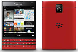 BlackBerry Passport Red Limited Edition