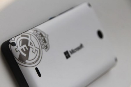 Lumia 430 Edisi Real Madrid